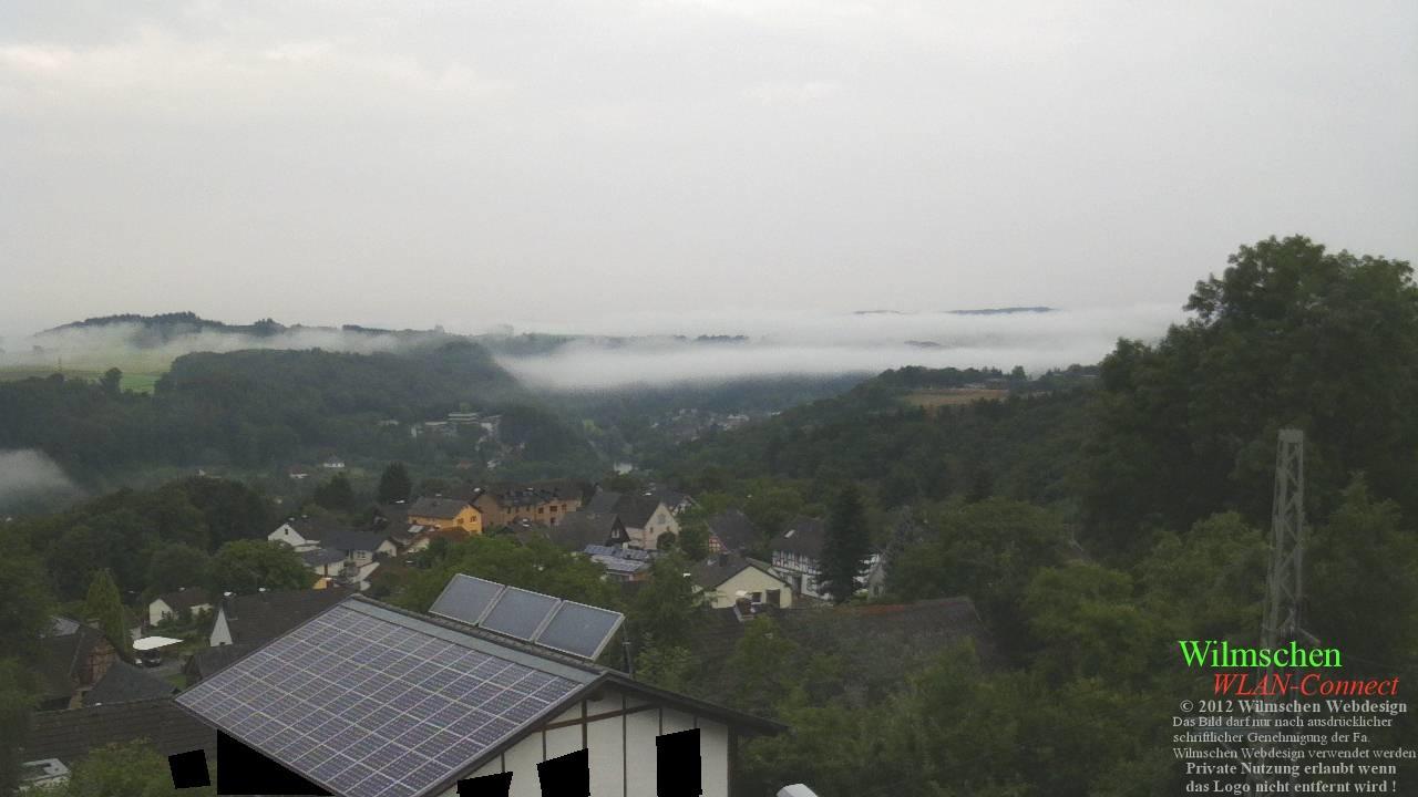 Sicht auf Werfen im Vordergrund, im Tal Herchen-Übersehn, links im Hintergrund Gerressen